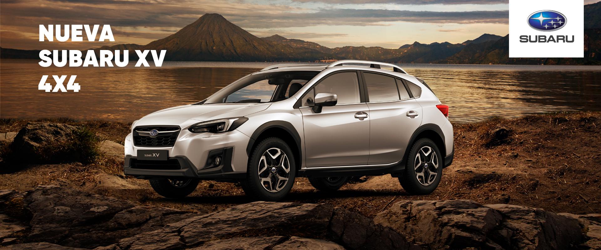 Nueva Subaru XV