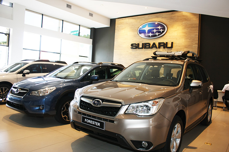 Agencia Subaru